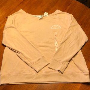 NWT Victorias Secret PINK sweatshirt